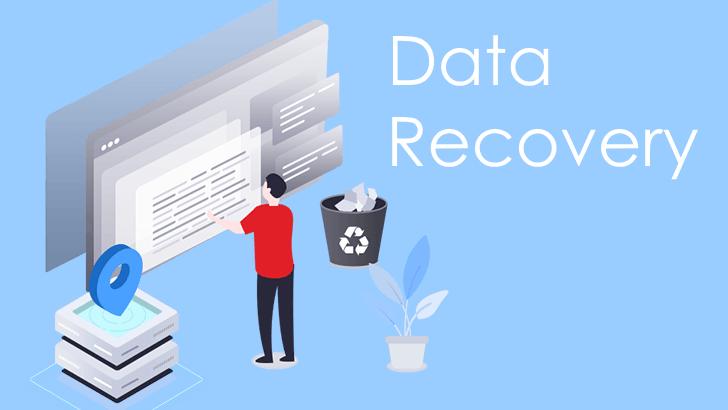 HDDやSSDのデータ復旧(復元)方法